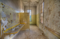 Bathroom - T.C. State Hostpital